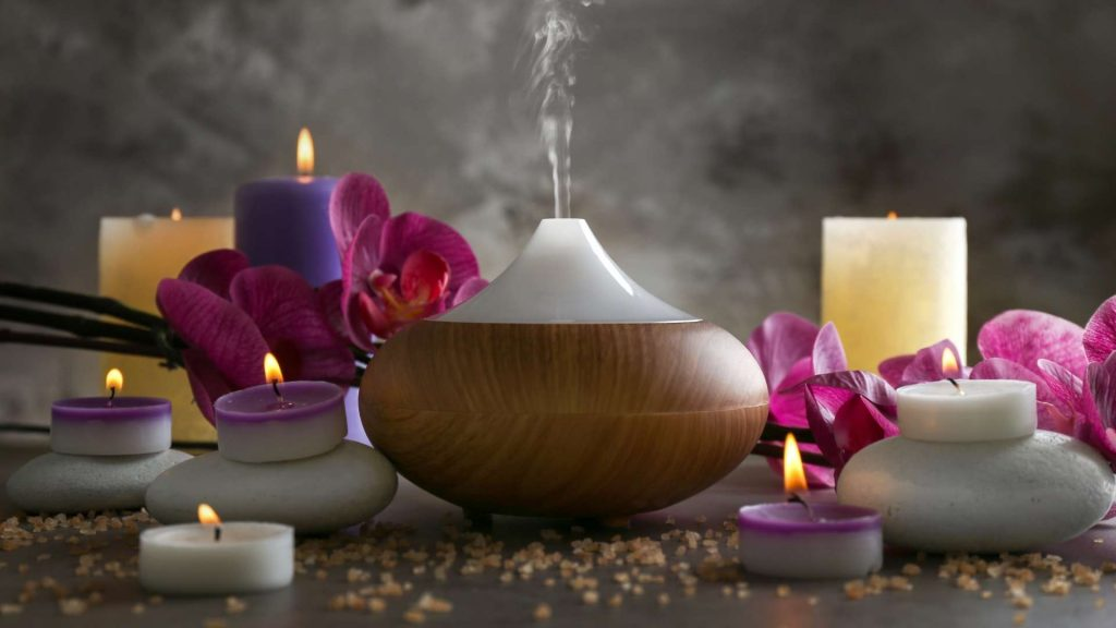 La storia dell'aromaterapia