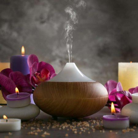 Diffusore Aromaterapia Crudoessence